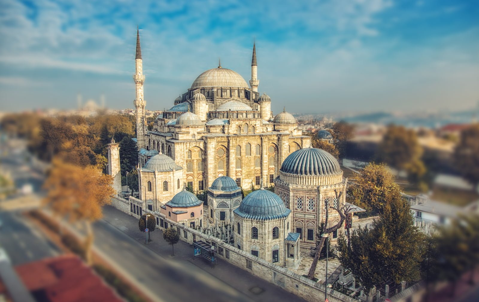 fatih cami istanbul