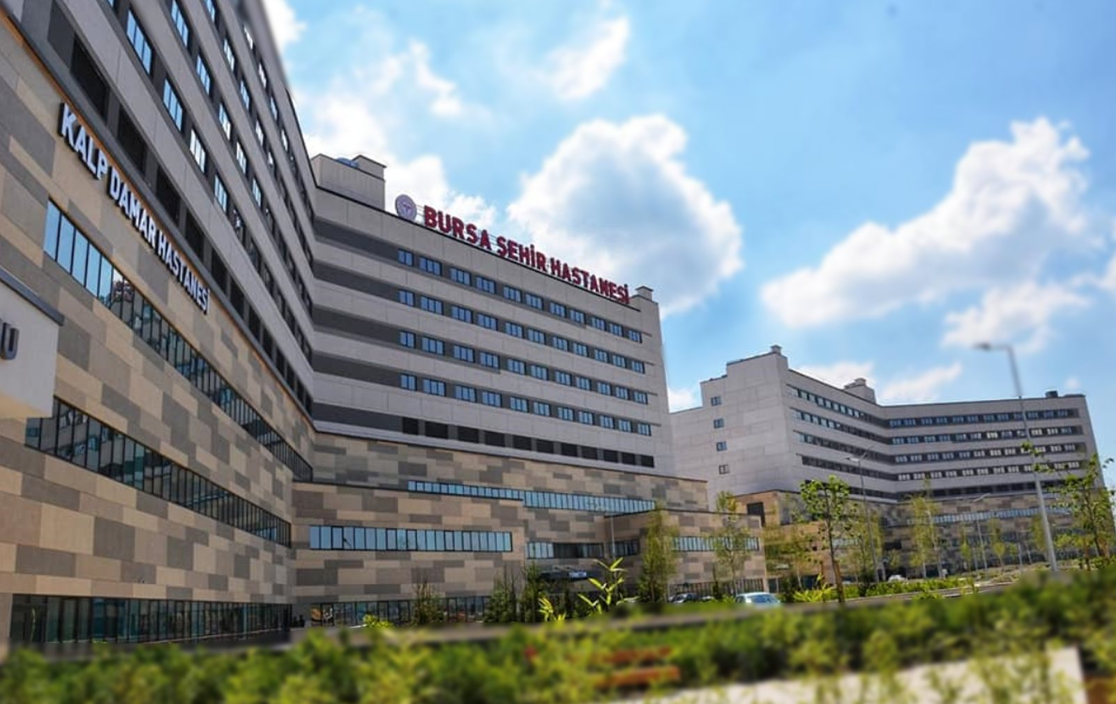 bursa sehir hastanesi